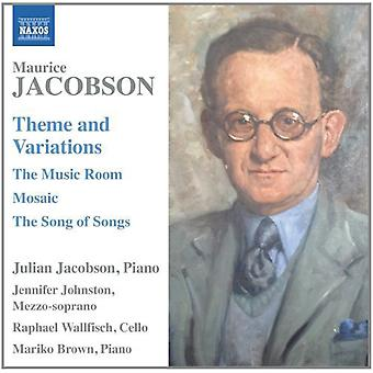 Jacobson - Chamber Music & Songs [CD] USA import
