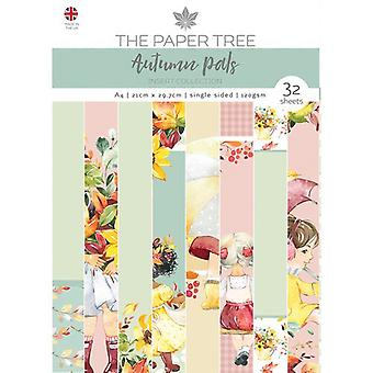 The Paper Tree - Autumn Pals Collection - A4 Insert Collection