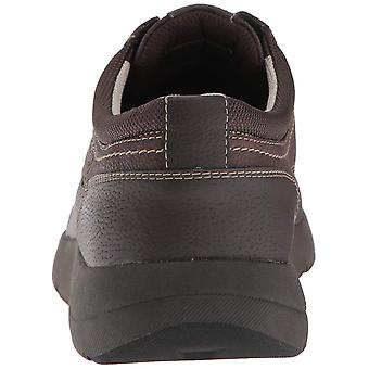 Dr. Scholl's Mens Buzz Leather Lace Up Casual Oxfords