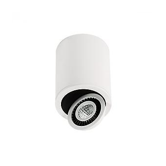 Lámpara De Techo Spot Técnica Y Moderna Subba 3000k Blanco Neger