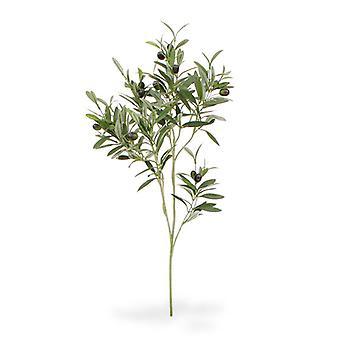 Keinotekoinen faux oliivinoksa deluxe 90 cm Tulen uudelleenkohdentaminen