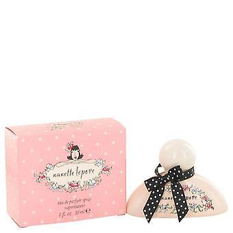 Nanette Lepore Eau De Parfum spray By Nanette Lepore 1 oz Eau De Parfum spray