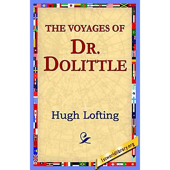 The Voyages of Doctor Dolittle by Hugh Lofting - 9781421801483 Book