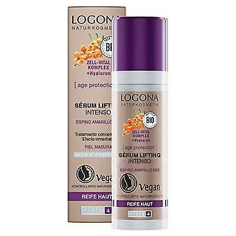 Logona Lyft serum Åldersskydd 30 ml