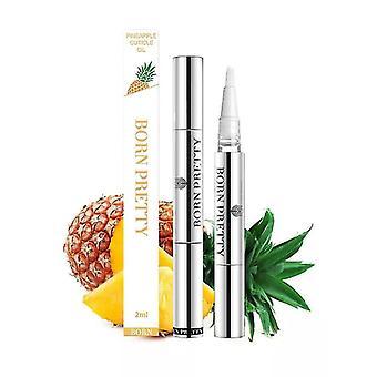 Cuticle Frucht Blume Geschmack Öl Pen Nagel Kunst Ernährung Behandlung Pflege-Tool