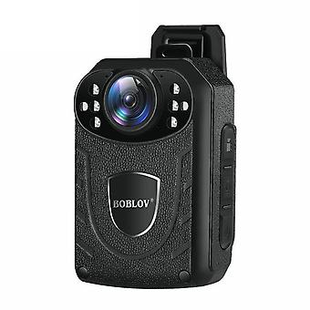 Body Worn Camera Hd, Dvr Video Recorder, Security Cam, Ir Night Vision, Mini
