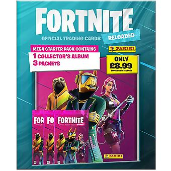 Fortnite Reloaded Trading Card Collection Starter Pack