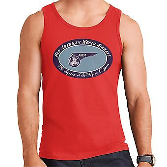 Pan Am The System Of The Flying Clippers Men's Vest