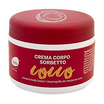Sorbet - coconut body cream 200 ml