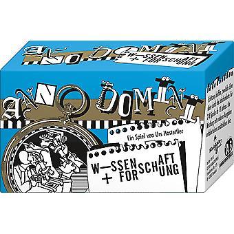 FengChun 09141 - Anno Domini - Wissenschaft und Forschung, Quizspiel, Schtzspiel, Kartenspiel