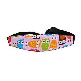 Nuova testa di sicurezza per auto per bambini fissaggio cintura di cotone ausiliaria