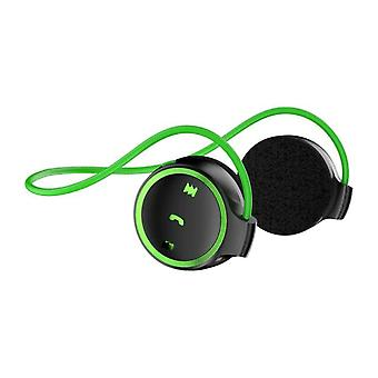 Music Player with 32GB MP3 Bluetooth 5.0(Green)