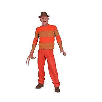 Freddy Krueger klassisk video spill POSEABLE figur fra Nightmare on Elm Street