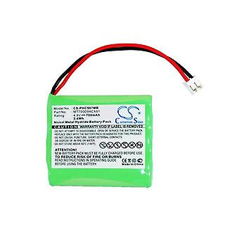 Cameron Sino Phc507Mb Battery Replacement For Philips Baby Phone