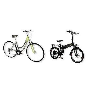 Lasten pyöränistuin, polkupyörän kantoistuin vauvalle