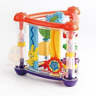 Bébé activité jouer cube développement du nourrisson jouets éducatifs suspendus 0 12 mois