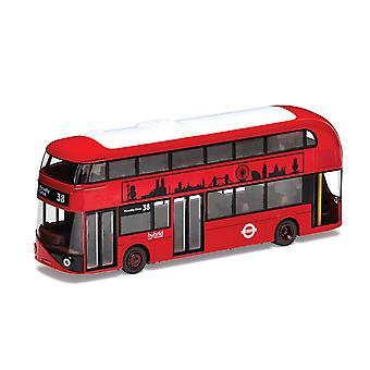 New Bus For London Best of British Corgi 1:64 Model Bus