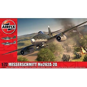 Messerschmitt ME262A-2A 1:72-sarjan 3 ilmakorjausmallisarja