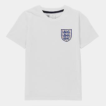 FA イングランド スモール クレスト T シャツ ジュニアーズ