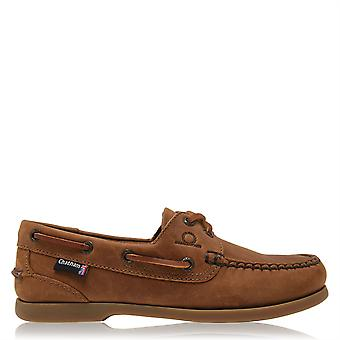 Chatham Womens Deck L II G2 Boat Shoes Flat Slip On Casual Everyday Footwear