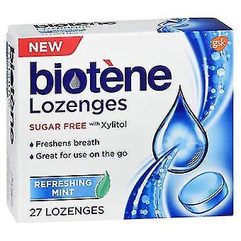 Biotene Biotene Lozenges Sugar Free Refreshing Mint, 27 Each