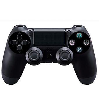 Draadloze controller voor PS4 Gamepad Controller voor PS4 / PS4 Slim / PS4 Pro Console met Dual Vibration Motor (zwart)