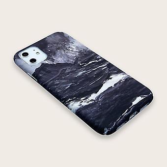 Mustan valtameren aalto matkapuhelinkotelo