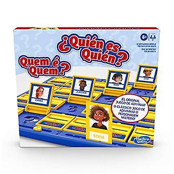 Board game Guess Who? Hasbro (ES)