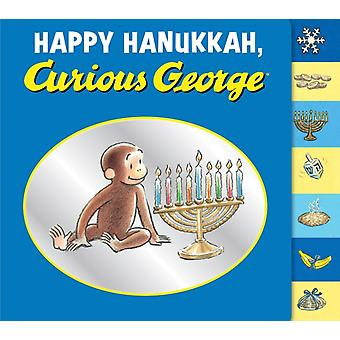 Happy Hanukkah Curious George by H A Rey & Margret Rey