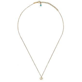 Gucci jewels running g necklace ybb48163800100u