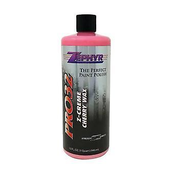Zephyr pro32-z cream cherry wax 473ml