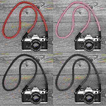ナイロンネックストラップロープリストベルト GoPro一眼レフ一眼レフスポーツアクションカメラクライミングロープと互換性