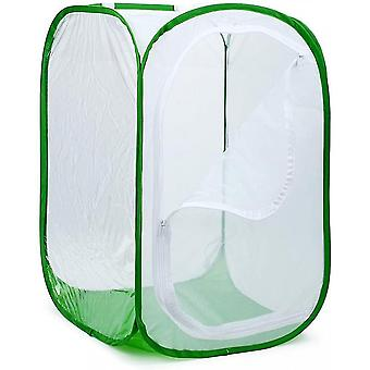 Foldable Insect Cage, Three Sizes(40*40*60cm)
