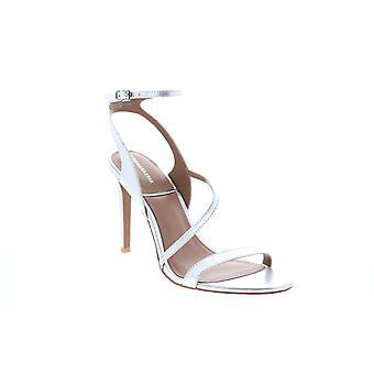 BCBG Max Azria Adult Womens Amilia Mirror Metallic Strap Heels