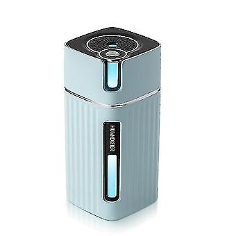 High quality smart air humidifier cool mist aroma diffuser color led light mist #4571