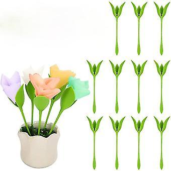 Decoration Roll Flower Serviette Holder Napkin Holder Household Gathering Paper Towel Holder Table
