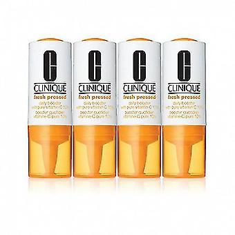 Clinique Fresh Pressed Anti-aging Repair Pack 4 pieces