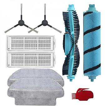 Main Brush Washable Filter Side Brushes For Conga 1890 3790 3290 3490 3690 Robot Mopping Cloth