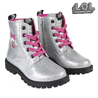Barn Casual Boots LOL Överraskning! silver