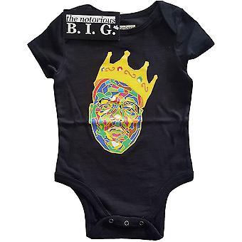 Biggie smalls kinderen baby groeien: kroon