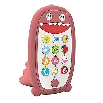 Homemiyn Kidin älykäs varhaiskasvatuksen oppimiskone, lelu matkapuhelin, kehittäminen Lasten