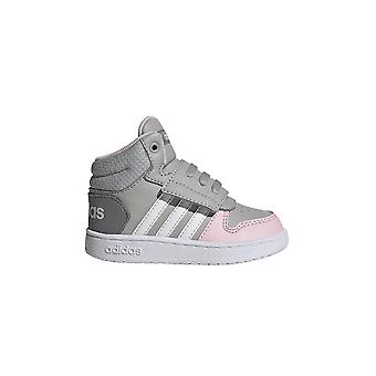 Adidas Hoops 20 Mid GZ7779   infants shoes