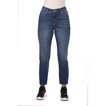Kvinner Mamma Fit Jeans