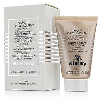 Sisley Radiant Glow Express Mask With Red Clays - Intensive Formula - 60ml/2.3oz