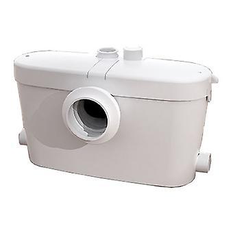 ماسيراتور المروحية تقطيع مضخة للصرف الصحي الحمام مع اتصال المرحاض مرحاض