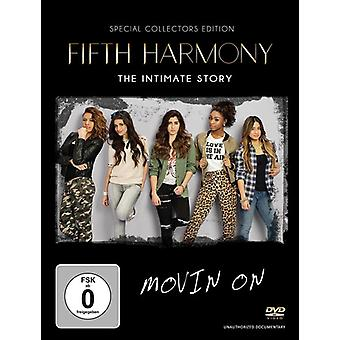 Fifth Harmony - Movin' on - Documentary [DVD] USA import