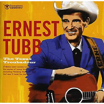 Ernest Tubb - Texas Troubadour [CD] USA import