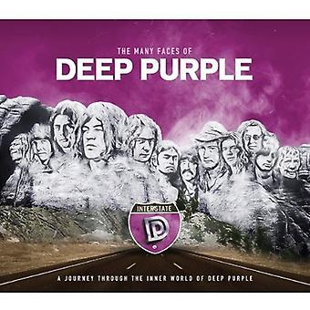 Various Artists - Many Faces of Deep Purple [CD] USA import