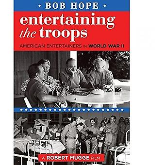 Bob Hope - Entertaining the Troops [DVD] USA import