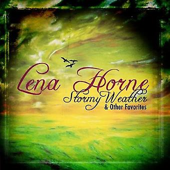 Lena Horne - tiempo tempestuoso & otros favoritos [CD] USA importar